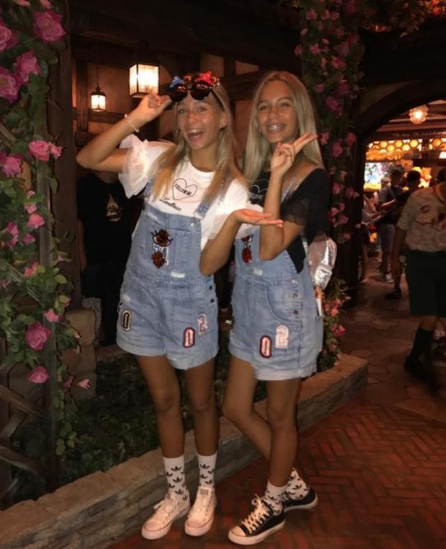 画像2: 双子の美人姉妹リサ&レナ