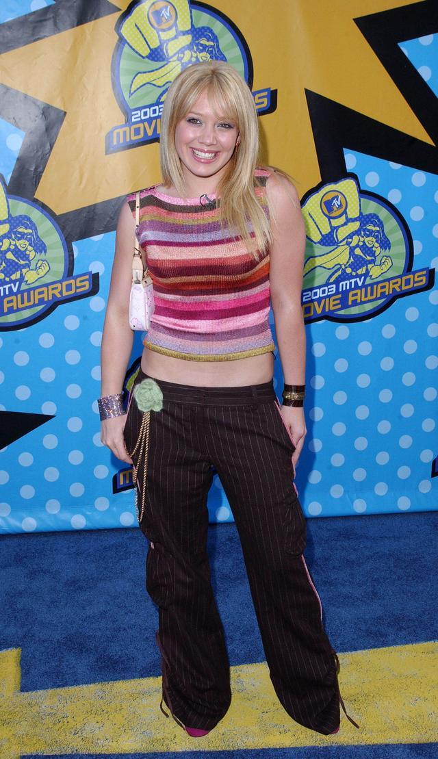 画像: 2003年 MTVビデオ・ミュージック・アワードにて