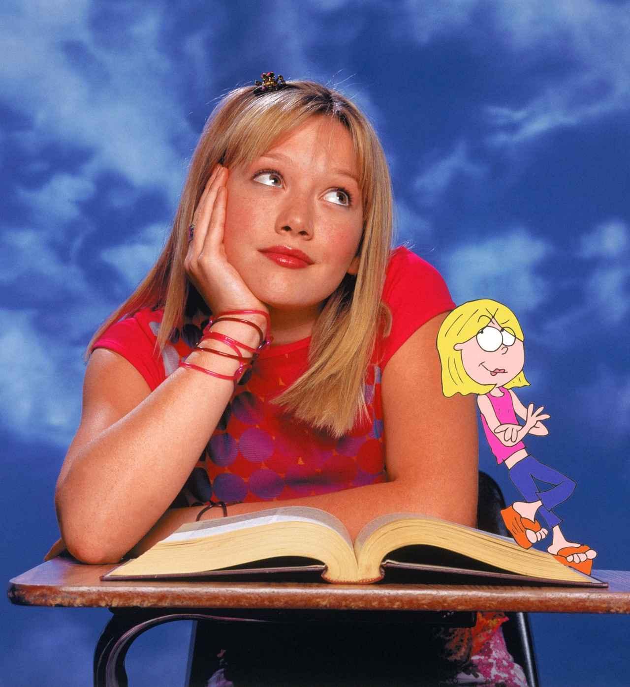 画像1: 2001年 『リジー&Lizzie』時代