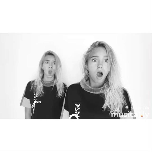 画像1: Instagram投稿の投稿者: Lisa and Lena | Germany®さん 日時: 2017  8月 5 9:48午前 UTC www.instagram.com