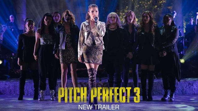画像: Pitch Perfect 3 - Official Trailer 2 [HD] www.youtube.com