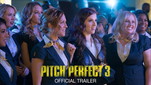 画像: Pitch Perfect 3 - Official Trailer [HD] www.youtube.com