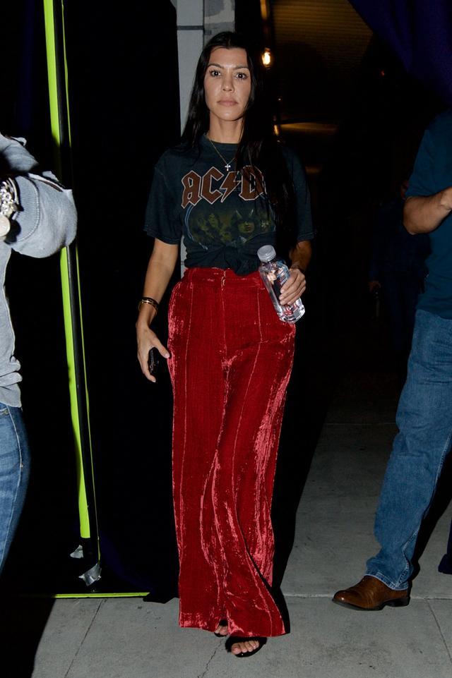 画像: ファッションブロガーのコートニー・トロップ