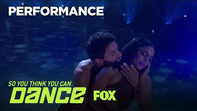 画像: Vanessa Hudgens & Robert's Performance | Season 14 Ep. 15 | SO YOU THINK YOU CAN DANCE youtu.be