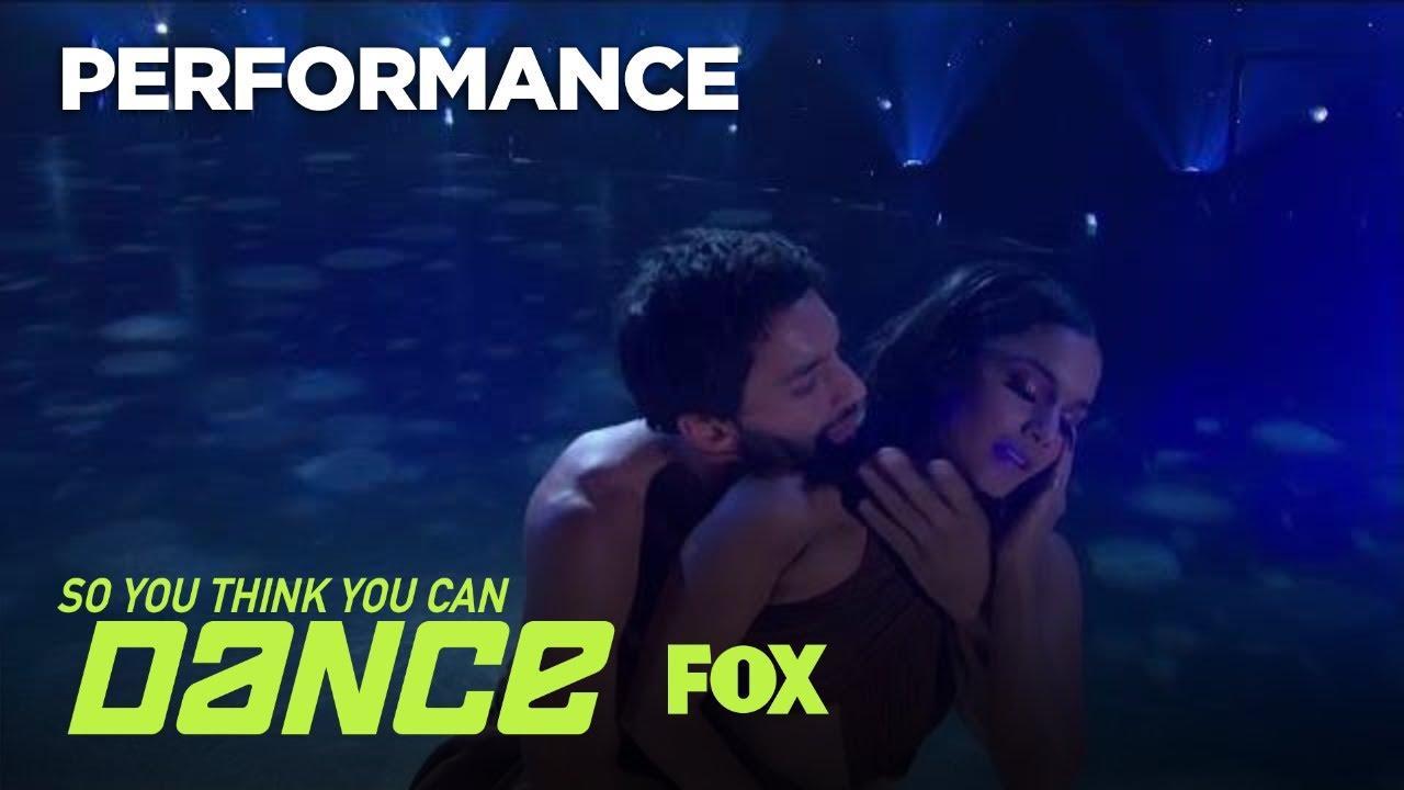 画像: Vanessa Hudgens & Robert's Performance | Season 14 Ep. 15 | SO YOU THINK YOU CAN DANCE youtu.be