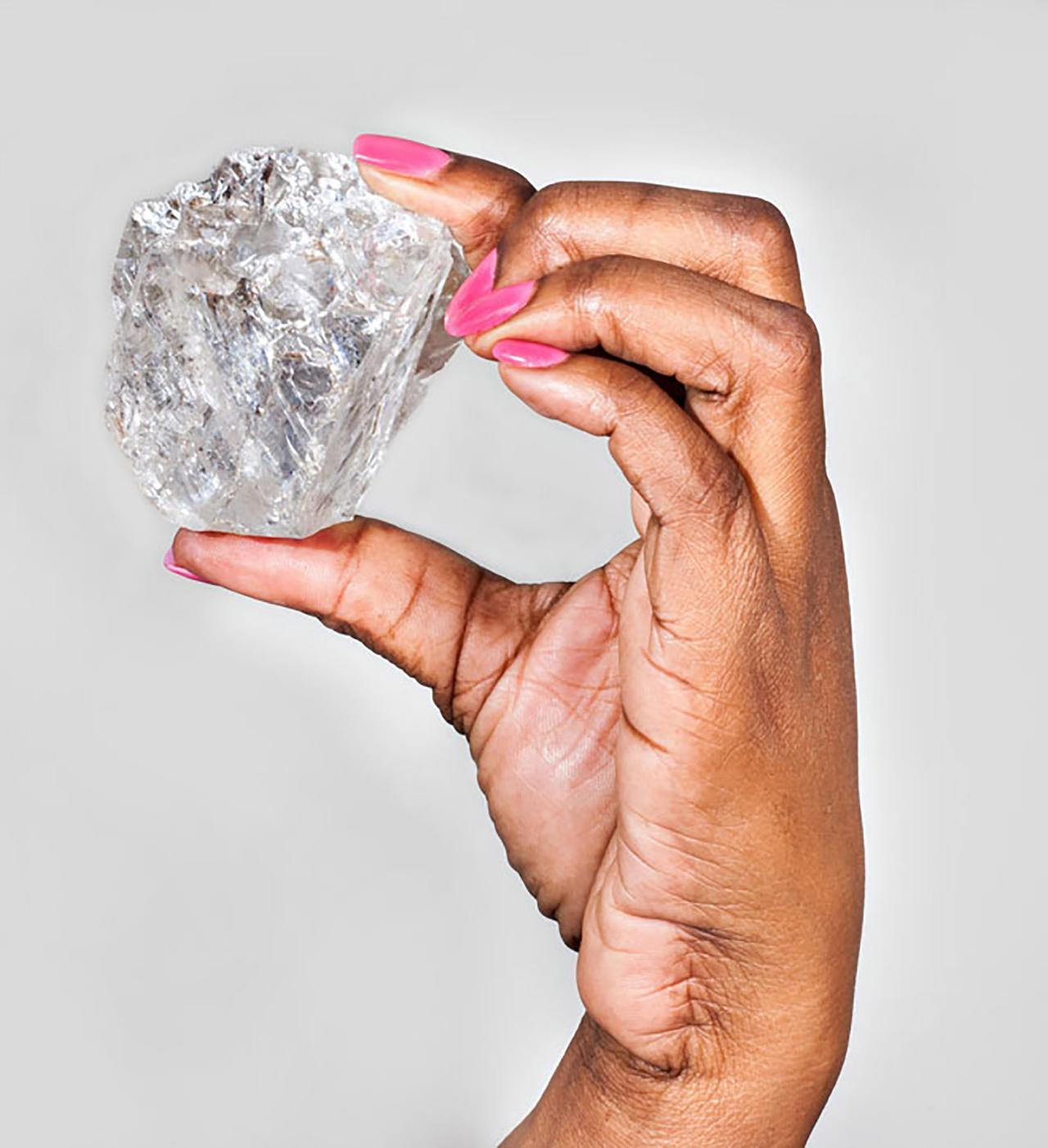 画像1: 世界で2番目に大きいダイアモンド