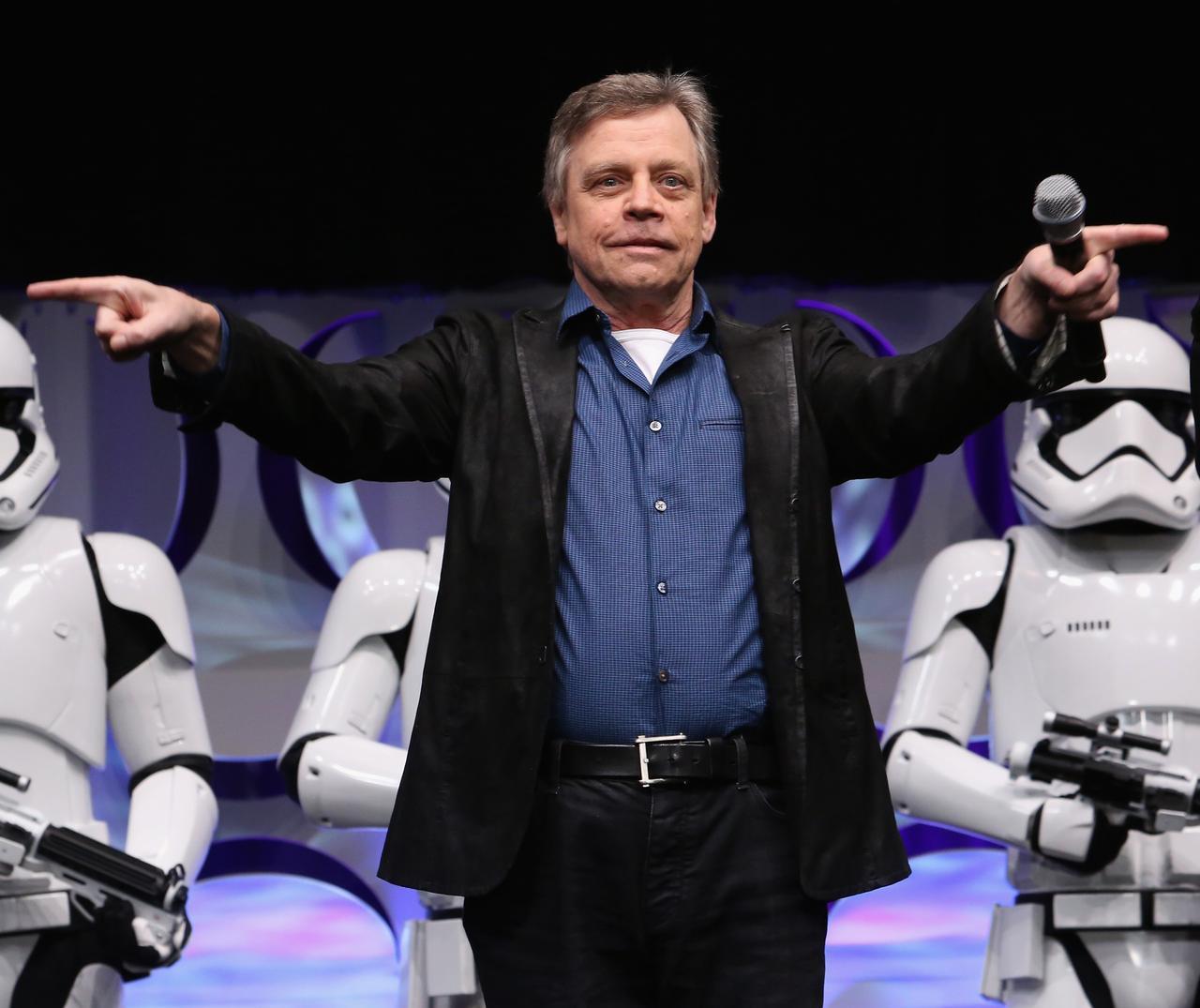 画像: 今年12月に公開予定のシリーズ最新作『スター・ウォーズ/最後のジェダイ』にもルーク役で出演予定。