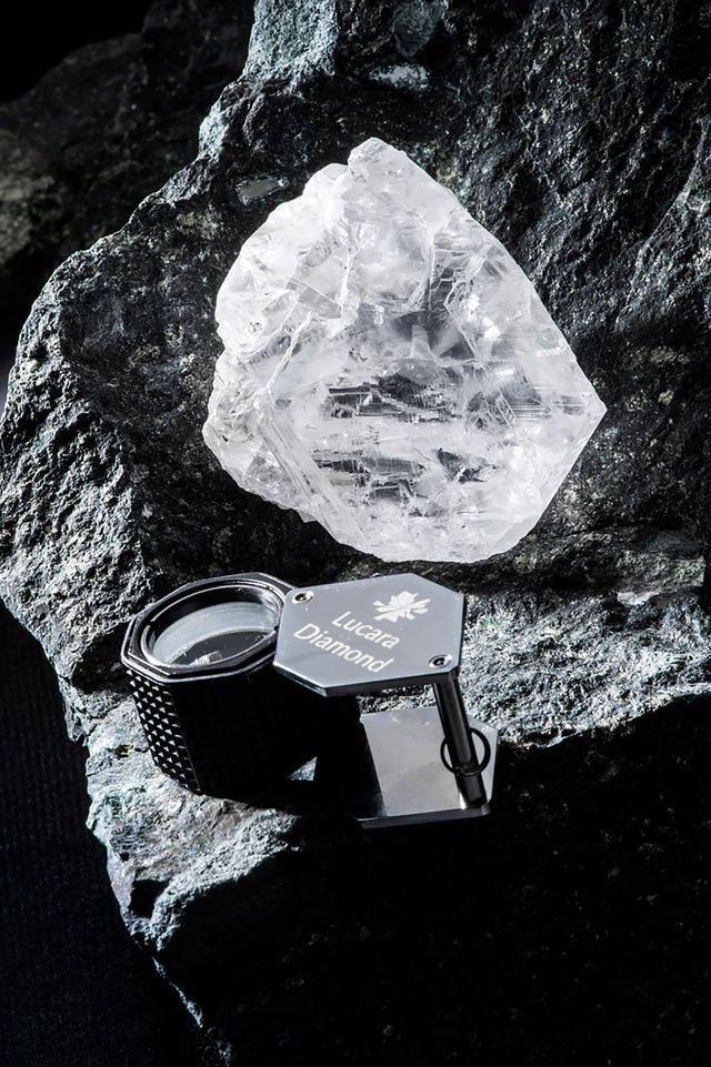 画像2: 世界で2番目に大きいダイアモンド