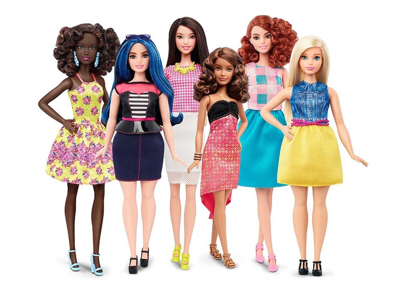 画像: 子供たちが遊ぶおもちゃにも多様性