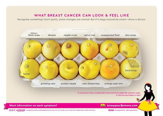 画像1: 乳がんの早期発見を推進