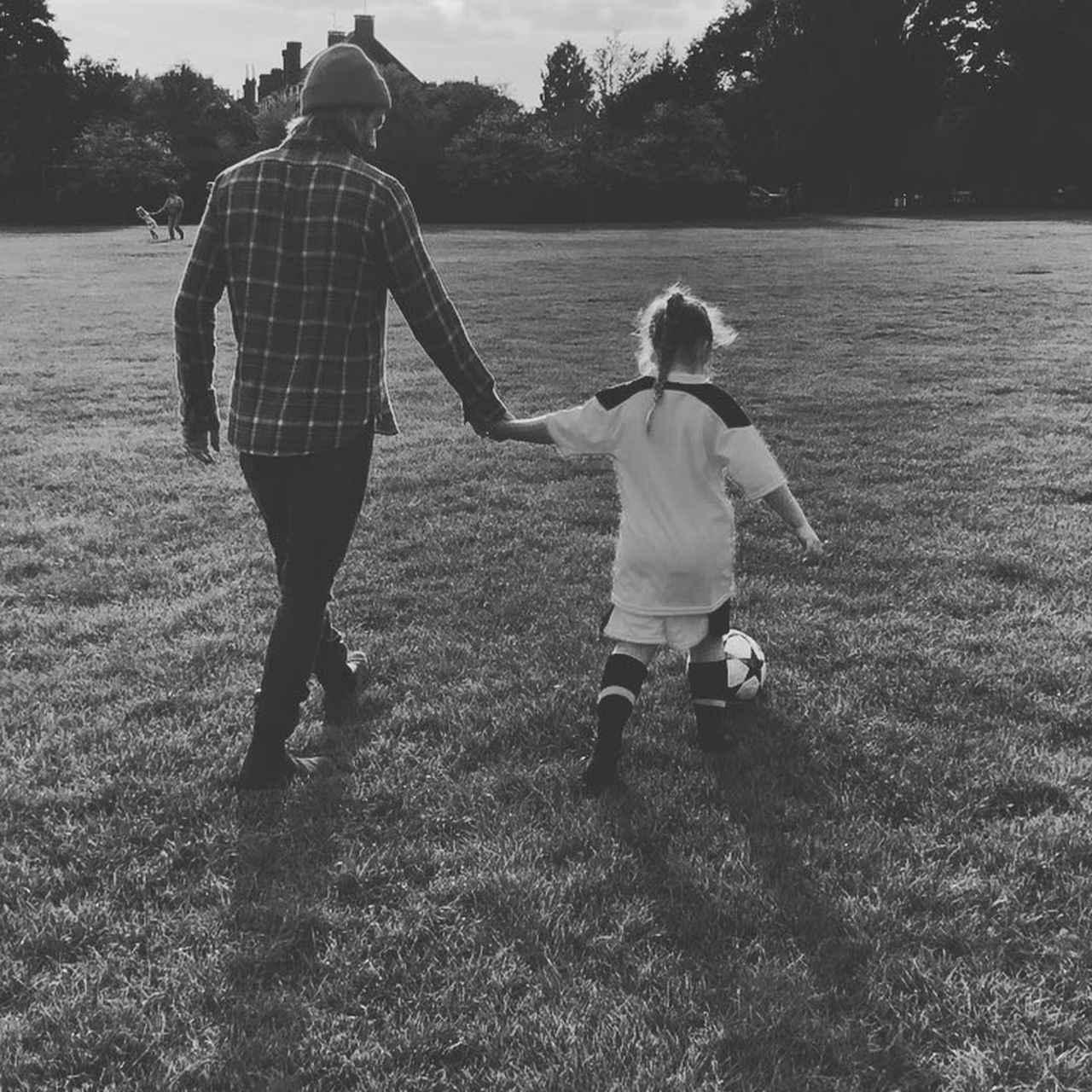 画像1: Instagram post by David Beckham • Sep 28, 2017 at 7:46pm UTC www.instagram.com