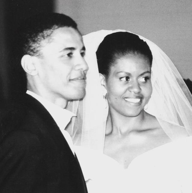 画像1: 結婚25周年を迎えたオバマ夫妻