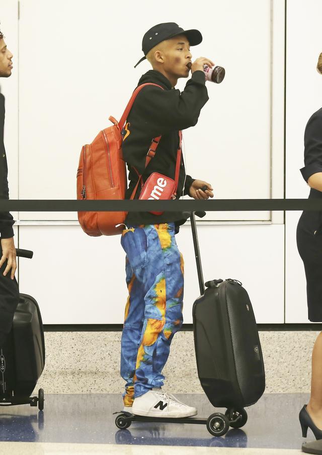 画像3: キックボード付スーツケース