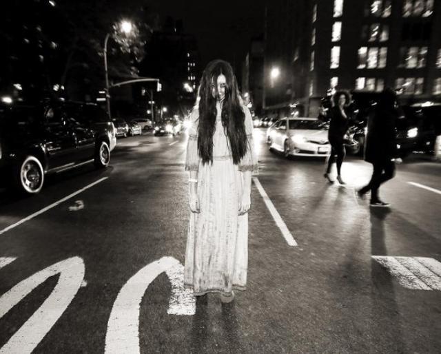 画像: ヴィクシー・モデルのサラ・サンパイオ