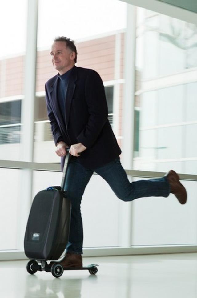 画像6: キックボード付スーツケース