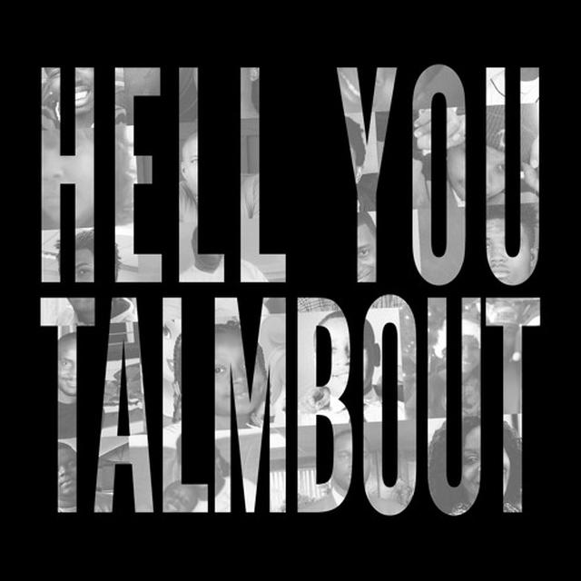 画像1: Hell You Talmbout soundcloud.com