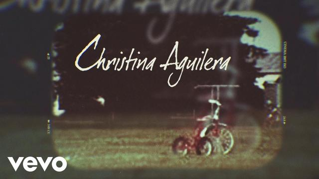 画像: Christina Aguilera - Change (Lyric Video) www.youtube.com