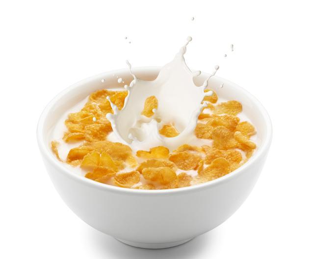 画像1: シンプルすぎる朝食メニュー