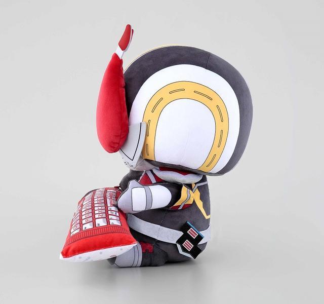 画像: 仮面ライダー電王 PCクッション ソードフォーム