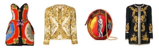 画像2: Versaceのヴィンテージコレクションが500点が一挙公開