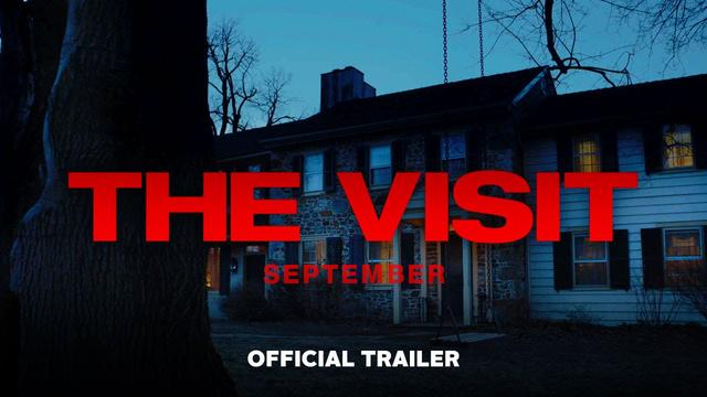 画像: The Visit - Official Trailer (HD) www.youtube.com