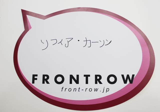 画像3: 人生初の日本語サインに挑戦!