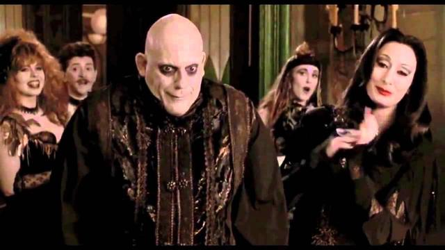 画像: The Addams Family (1991) Official Trailer www.youtube.com