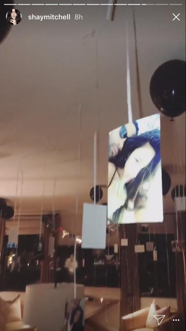 画像4: 『PLL』シェイ・ミッチェル、彼氏の誕生日サプライズがロマンチックすぎる