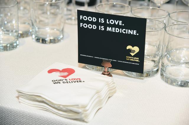 画像: 年間1,700万食が提供されているゴッズ・ラブ・ ウィー・デリバーの活動