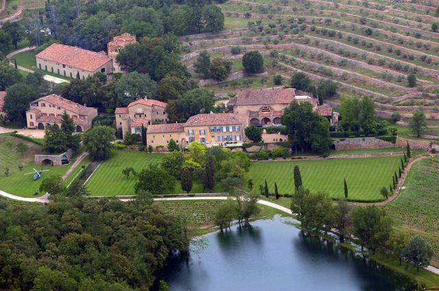 画像1: アンジェリーナ&ブラッドが所有する7軒の豪邸をチェック