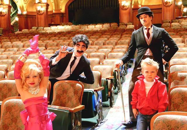 画像5: ハロウィン仮装が大人気のセレブファミリー