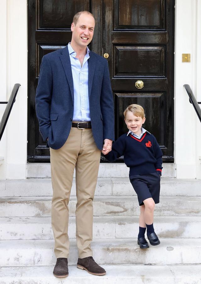 画像: ジョージ王子がハマった映画とは?