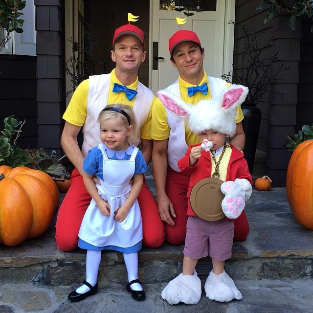 画像3: ハロウィン仮装が大人気のセレブファミリー