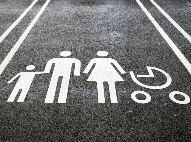 画像: 駐車スペースを巡って男性とトラブルに