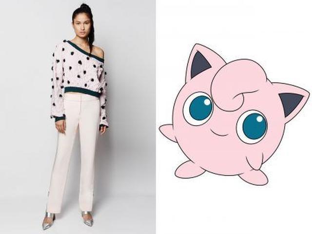 画像3: 有名デザイナープラバル・グルンがポケモンに着想を得た服を作るとこうなる