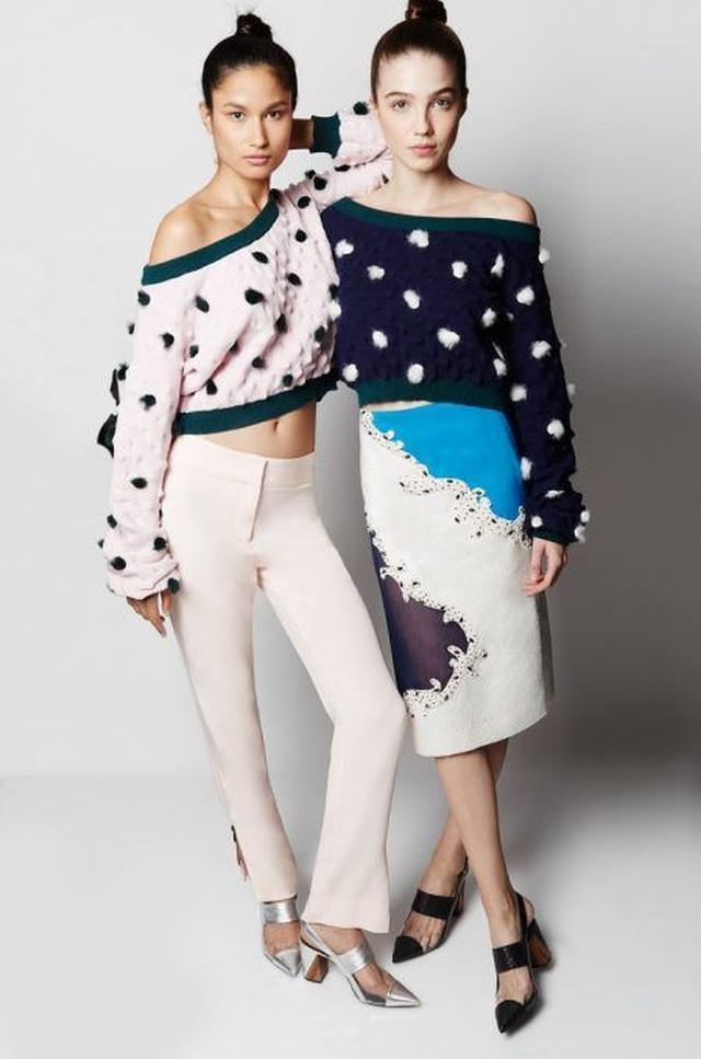 画像1: まさかこんなにオシャレに!有名デザイナーがポケモンに着想を得た服を作るとこうなる
