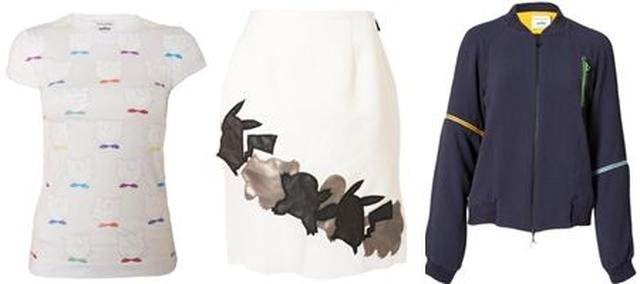画像6: まさかこんなにオシャレに!有名デザイナーがポケモンに着想を得た服を作るとこうなる