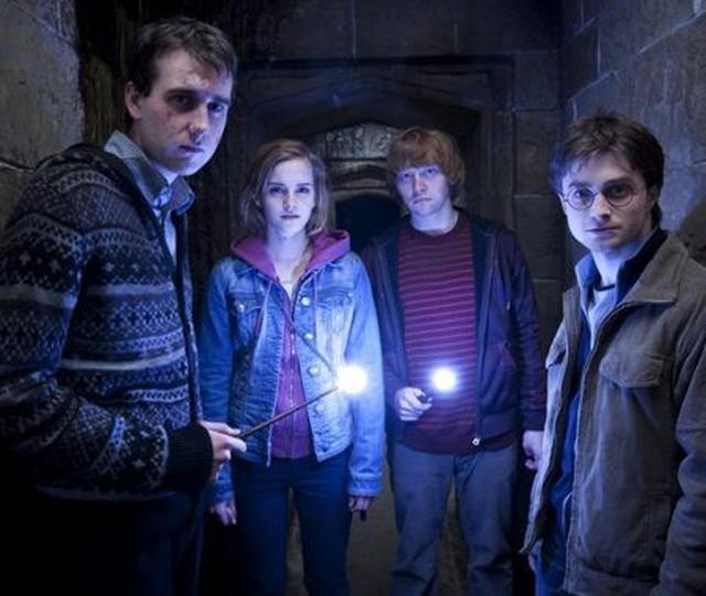 画像: 映画『ハリー・ポッターと死の秘宝PART2』より。