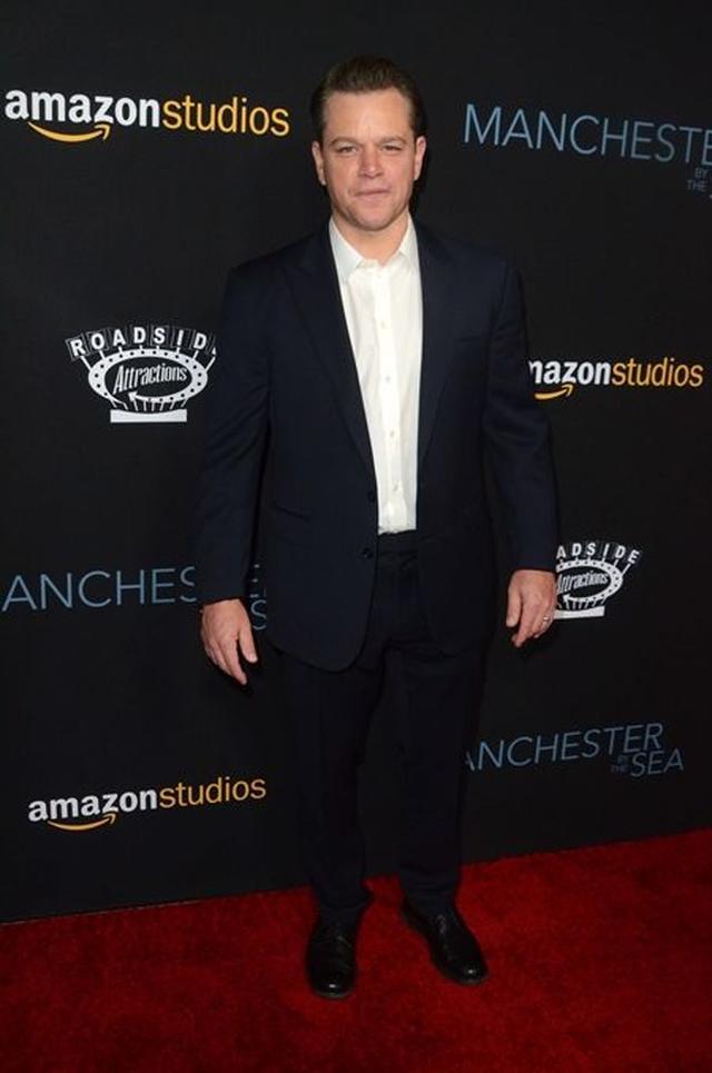 画像: ライナス・コールドウェル役で映画『オーシャンズ』シリーズ3部作に出演したマット。
