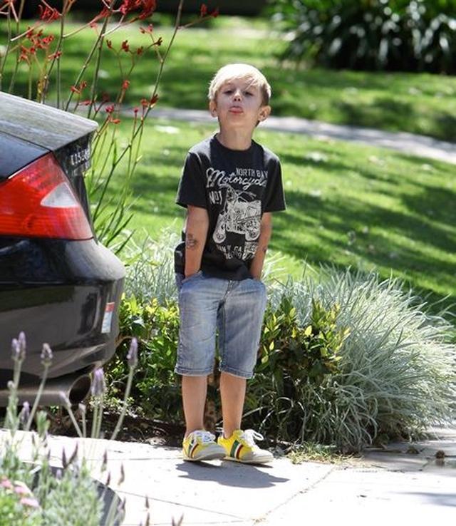 画像: 2006年に誕生したキングストン君