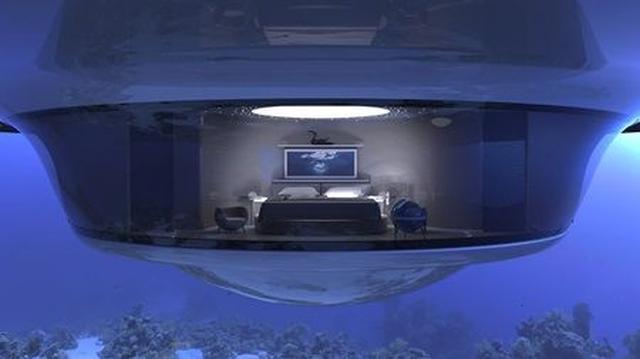 画像4: UFO形の海の乗り物