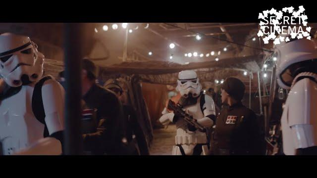 画像: Secret Cinema presents Star Wars: The Empire Strikes Back youtu.be