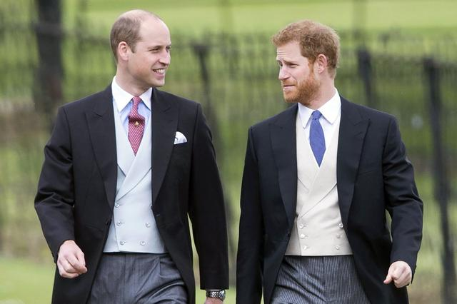 画像: ウィリアム王子&ヘンリー王子、子供の頃マクドナルドに夢中だったワケって?
