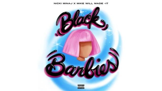 画像: Nicki Minaj, Mike WiLL Made-It - Black Barbies (Audio) youtu.be