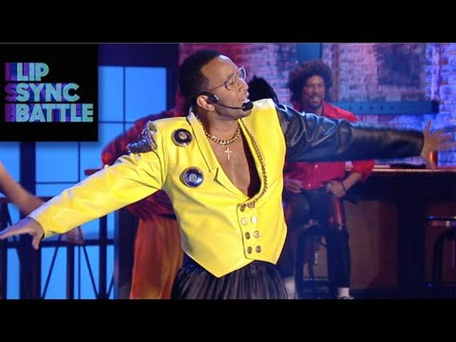 画像: Common vs John Legend on Lip Sync Battle www.youtube.com