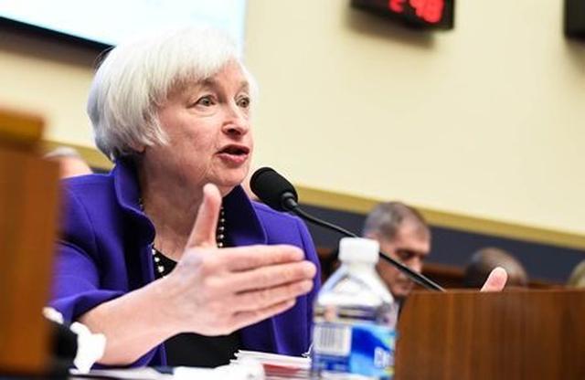 画像: 女性初の「連邦準備制度理事会の議長」