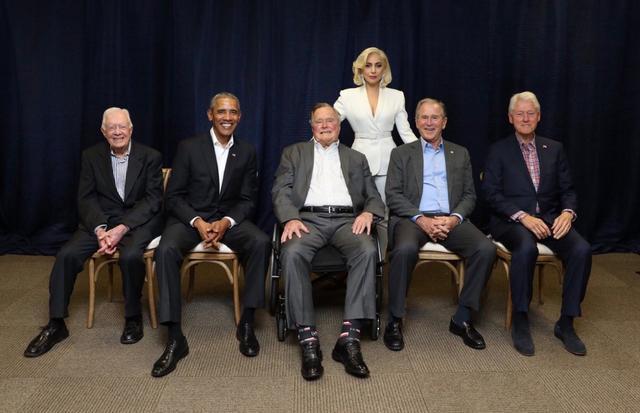 画像3: アメリカ歴代大統領が勢ぞろい