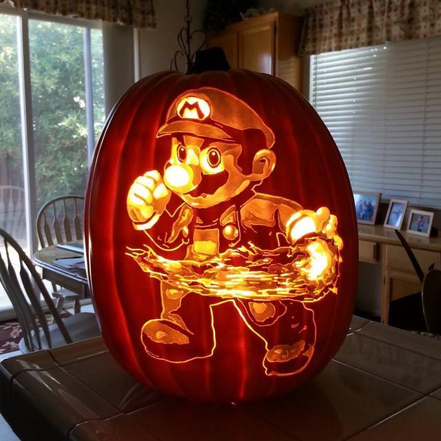 画像2: クオリティが高すぎる!ハロウィンの必需品であるかぼちゃの置物がすごいことに
