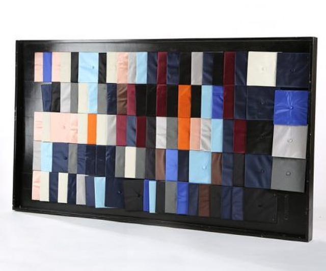 画像1: カレン家に飾られていた卒業ハットのウォールアート 約115万5,000円