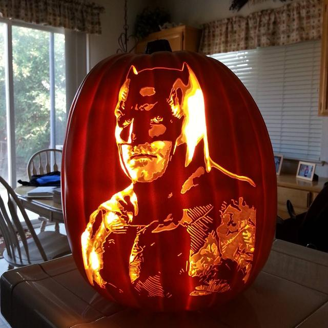 画像3: クオリティが高すぎる!ハロウィンの必需品であるかぼちゃの置物がすごいことに
